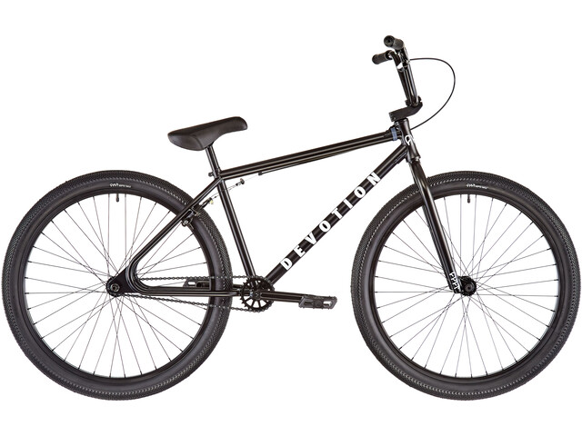 "CULT Devotion Cruiser 26"" black"